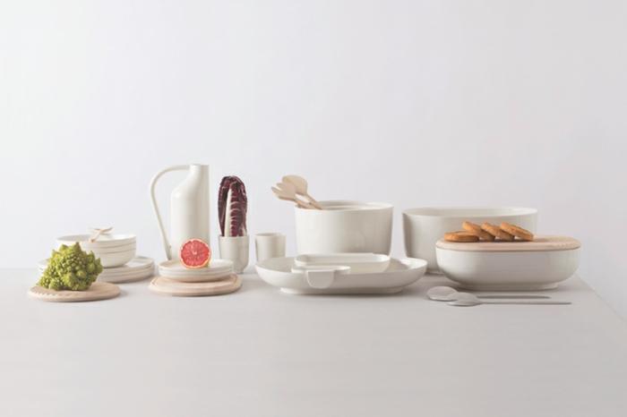 porzellan geschirr set a table eine kollaboration von atipico und fabrica. Black Bedroom Furniture Sets. Home Design Ideas