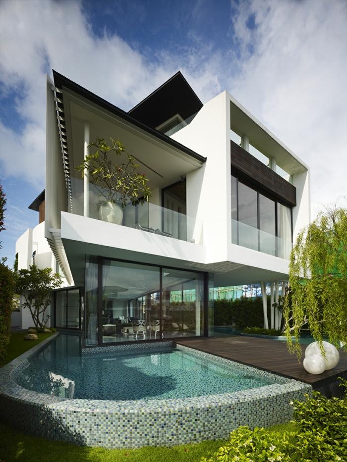Das pultdach eine recht pfiffige dachform f r ihr haus - Dachformen architektur ...