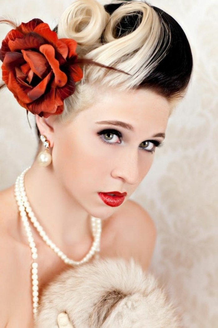 20 Rockabilly Frisuren - coole Ideen in Retro-Look