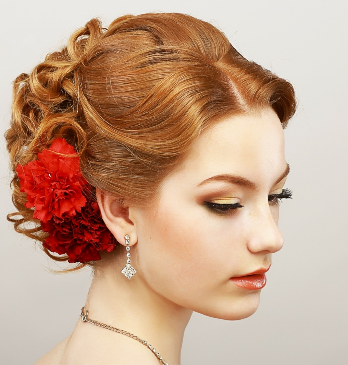 Old Fashioned Updos