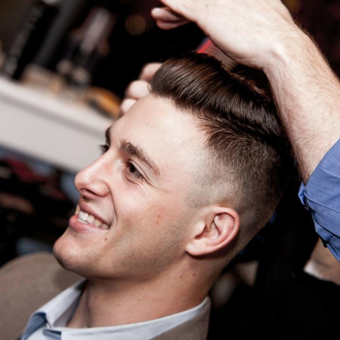rockabilly frisuren männer selber machen