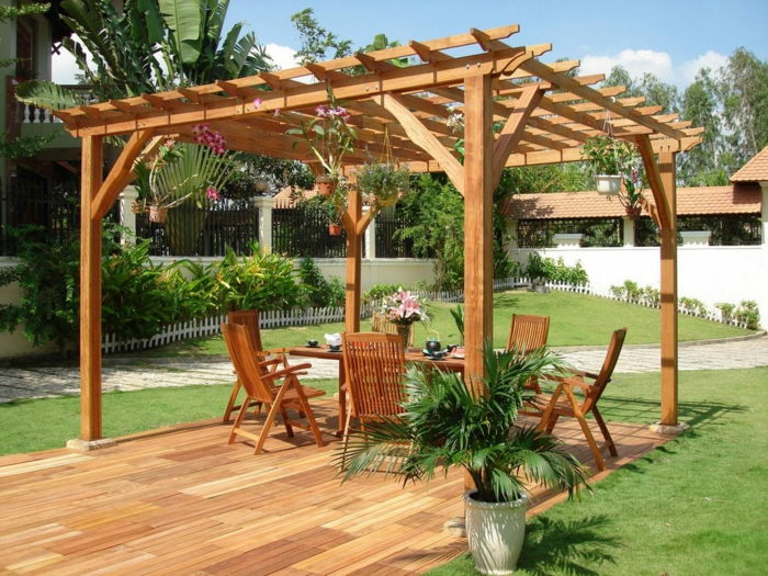 Das Richtige Holz Für Gartenmöbel - Gartenmöbel 2017 Gartenmobel Aus Holz Richtige Wahl