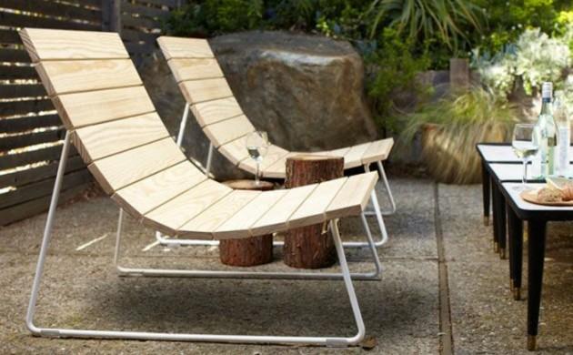 rustikale-gartenmöbel-set-holz-lounge-möbel-beistelltische
