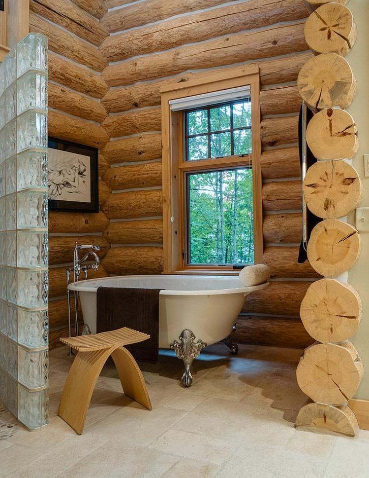 Rustikale Möbel Badmöbel Landhaus Moderne Badeinrichtung