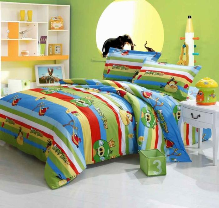 Bettwäsche Kinderzimmer | Die Schone Bettwasche Ist Voraussetzung Fur Guten Schlaf
