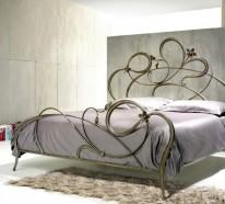 Schmiedeeisen Betten Fur Ein Mediterranes Flair Im Schlafzimmer
