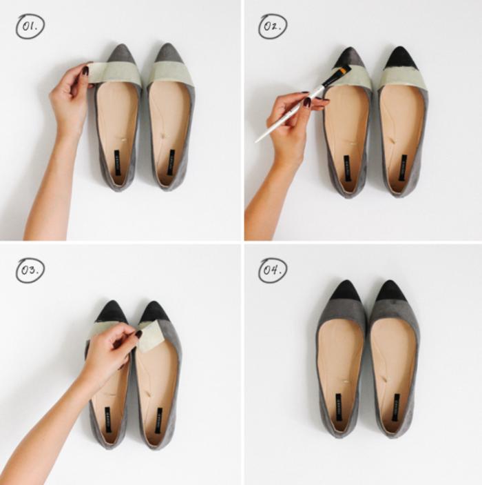 size 40 137de 1bd55 Schuhe selber machen - pfiffige DIY Ideen für Ihre Sommerschuhe