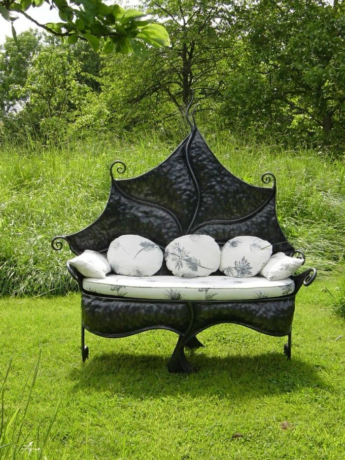 sitzmöbel ausgefallenes sofa auflage dekokissen