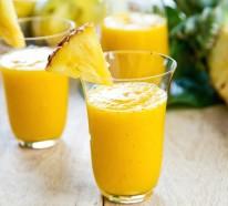 3 einfache Smoothie Rezepte – die gesunden Durstlöscher im Sommer