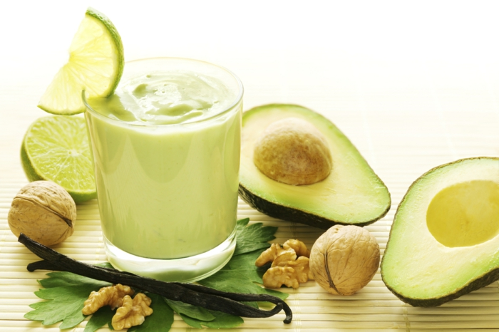 smoothie rezepte gesundes getränk