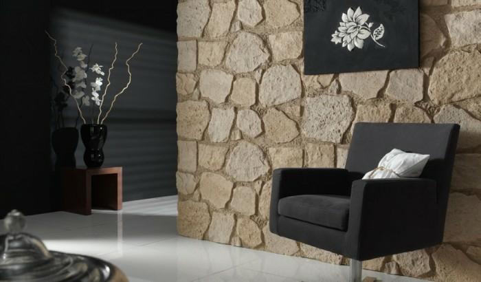 Steinwand Paneele - Führen Sie mehr Natur und Stil in Ihr Zuhause ein!