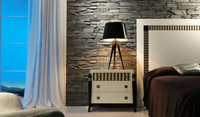 steinwand panelpiedra paneel pizarra andes