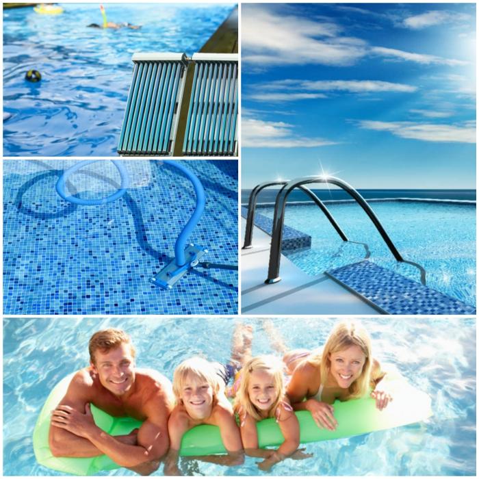 swimmingpools familie freude freizeit pool