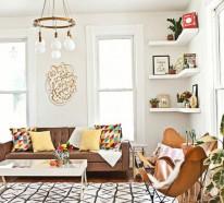 Teppich reinigen – Tipps, wie man den Wohnzimmerteppich reinigt