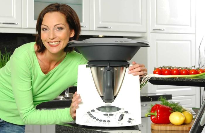 Thermomix Rezepte - gesund, schnell und kinderleicht kochen