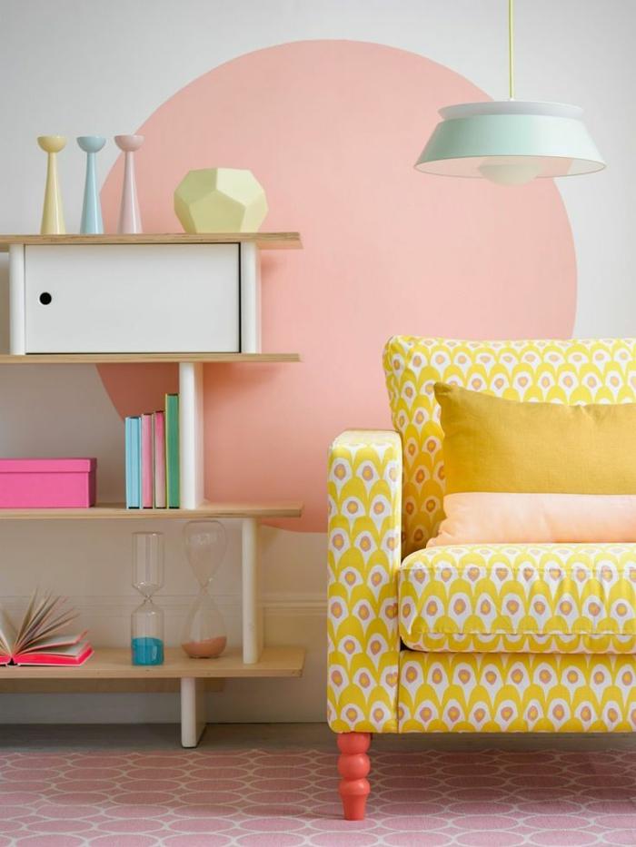 trendfarben pantone farben gelb pastellfarben