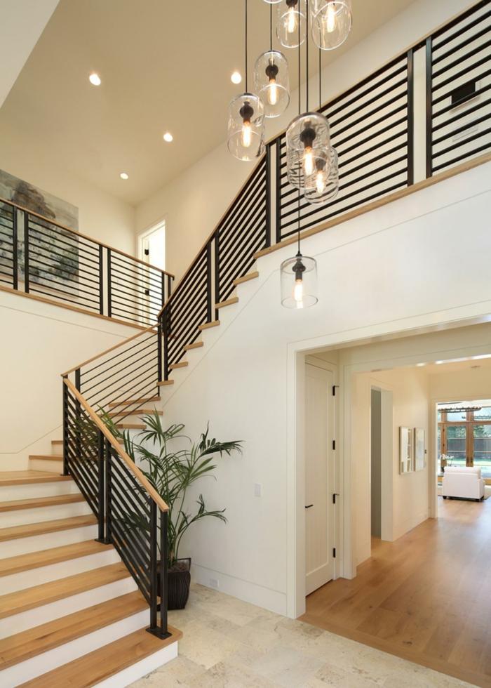 Licht Im Treppenhaus kronleuchter modern weiss afdecker com