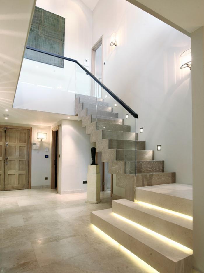 treppenbeleuchtung schöne ideen innenarchitektur