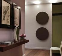 Die passende Wandfarbe auf die richtige Art und Weise einsetzen