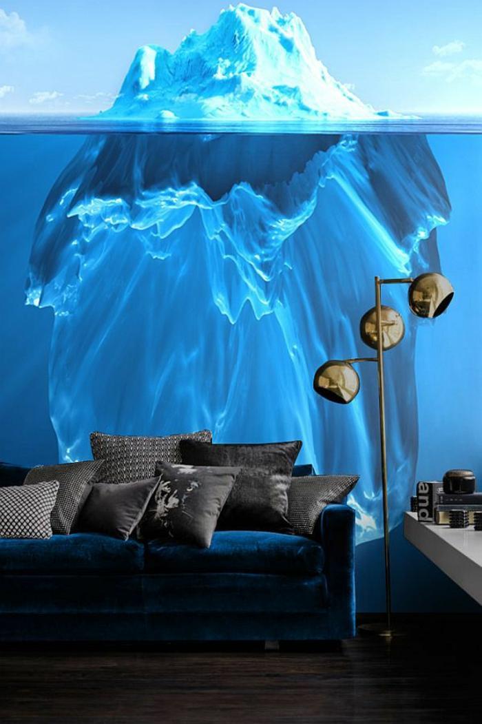 Kreative Wandgestaltung Sorgt Fur Grossartige Erscheinung Im Raum