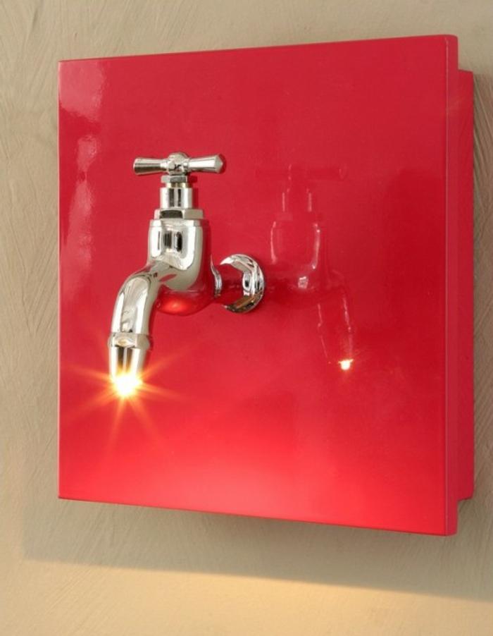Coole wandlampe glas pendelleuchte modern - Coole wanddesigns ...