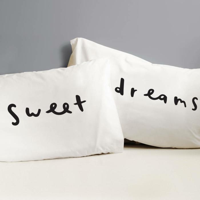 was hilft zum einschlafen coole kissenbezüge