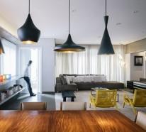 Wohnung einrichten? Schöpfen Sie Ideen aus diesem Projekt in Brasilien