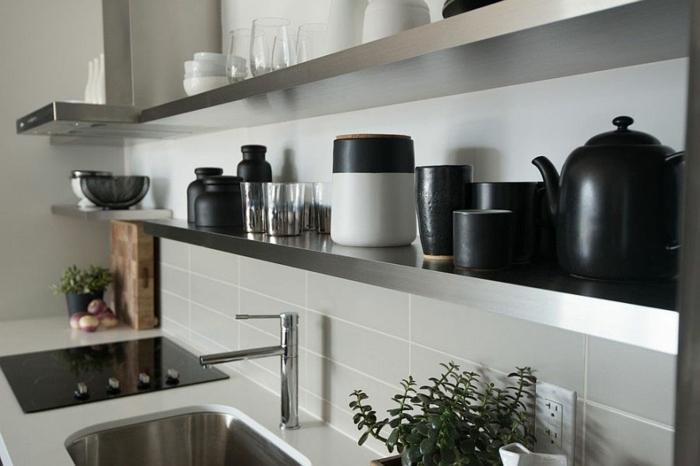 dachwohnung einrichten ideen aus einer loft wohnung in toronto. Black Bedroom Furniture Sets. Home Design Ideas