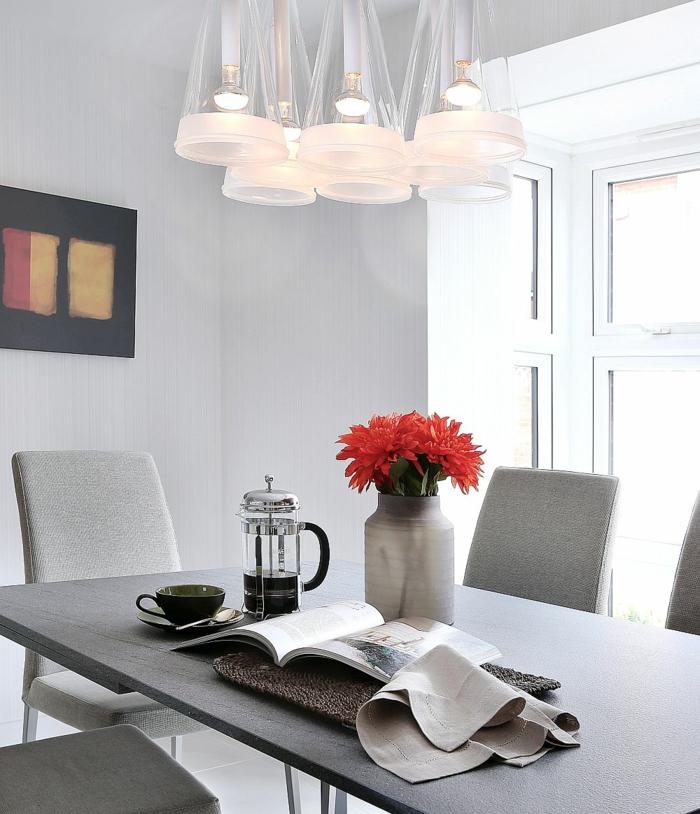 Wohnzimmer neu gestalten: inspirierendes Beispiel aus Buckinghamshire