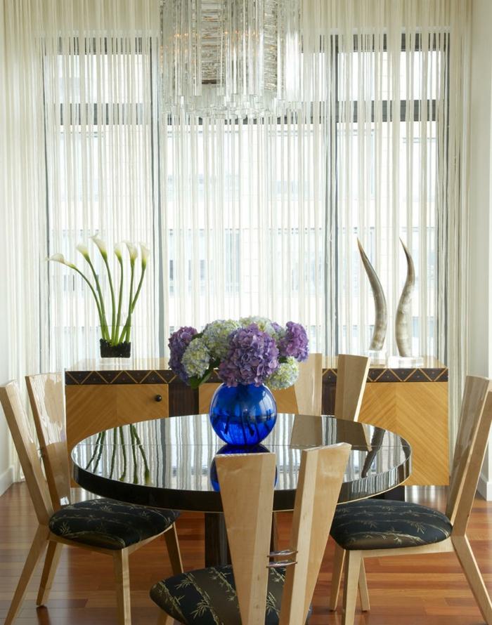 Art Deco Möbel visuelle esszimmer