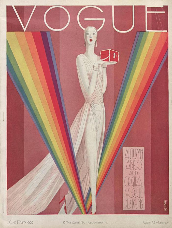 Art Deco Möbel visuelle kommunikation