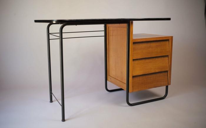 Art Deco Möbel visuelle tisch