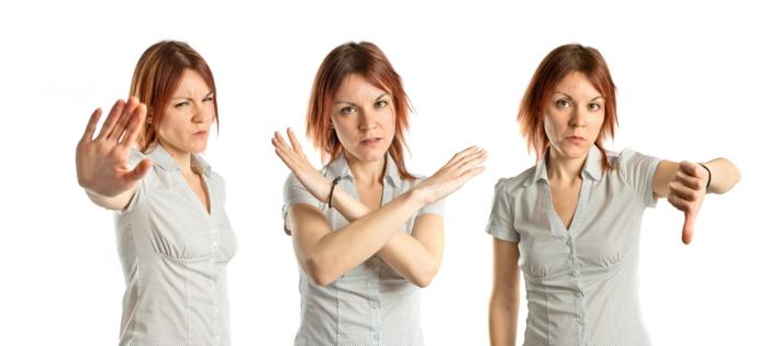 Arten der Kommunikation emotionen