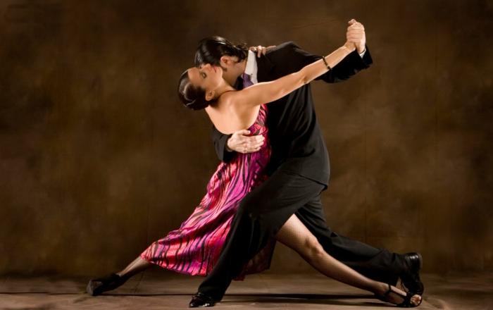 Arten der Kommunikation tanz