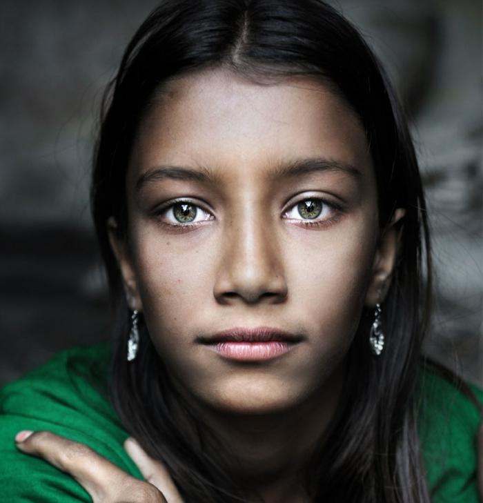 Augenfarbe Bedeutung grüne