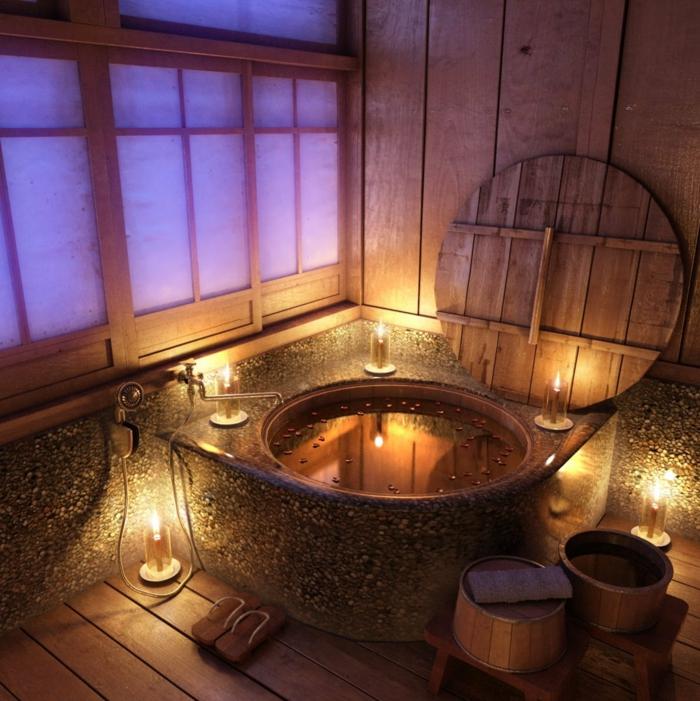 22 badezimmer ideen für eine rustikale gemütlichkeit - Ideen Badezimmer