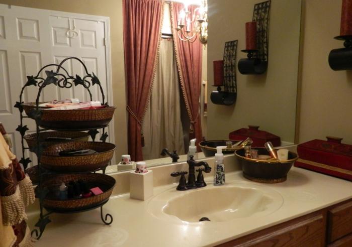 22 badezimmer ideen f r eine rustikale gem tlichkeit. Black Bedroom Furniture Sets. Home Design Ideas