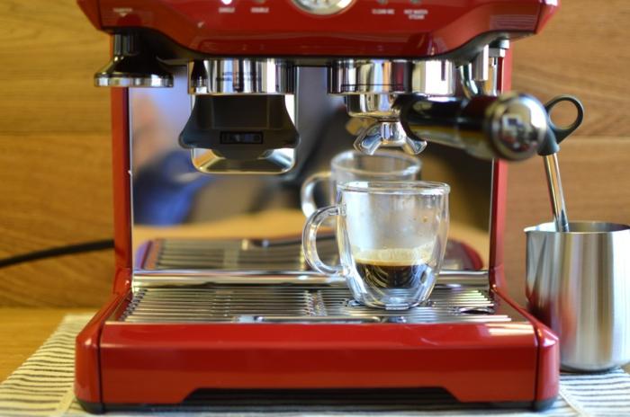 Bester Kaffeevollautomat  cappuccino heim barista
