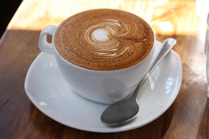 Bester Kaffeevollautomat  cappuccino spirale