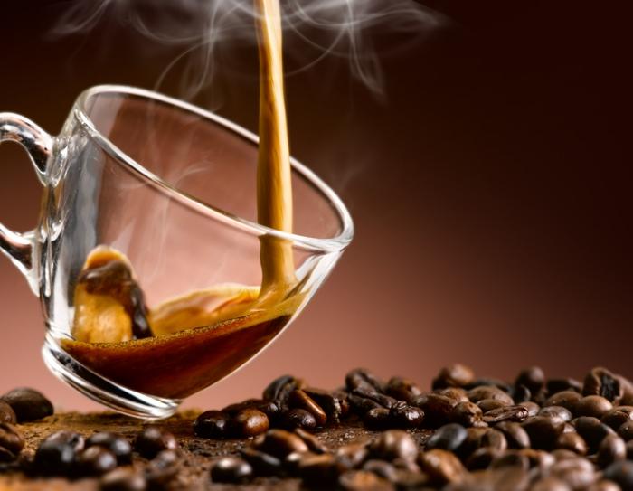 Bester Kaffeevollautomat  espresso macchiato