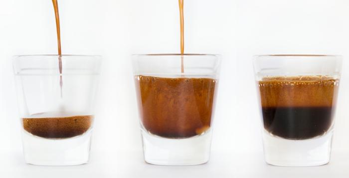 Bester Kaffeevollautomat  espresso varianten
