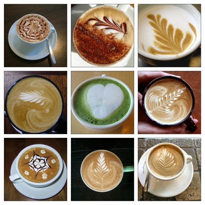 Bester Kaffeevollautomat  kaffee art