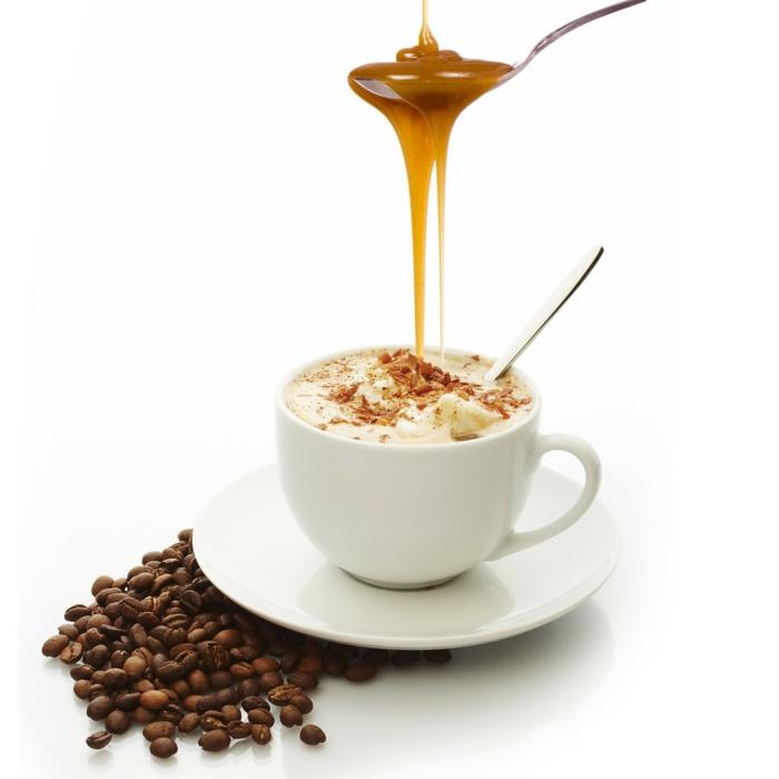 Bester Kaffeevollautomat  karamel macchiato