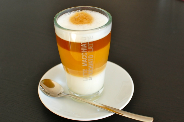Bester Kaffeevollautomat  latte mit geschmack