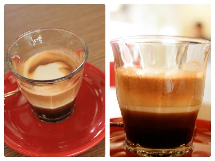 Bester Kaffeevollautomat ristretto split