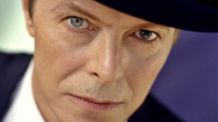 David Bowie Augen aktuell
