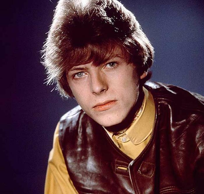 David Bowie Augen zwei augen fotostudio