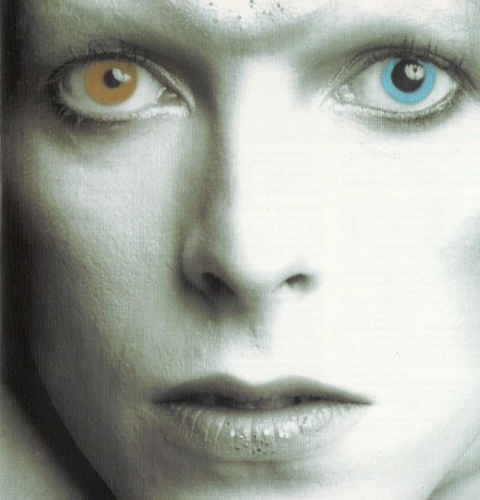 David Bowie Augen zwei augen
