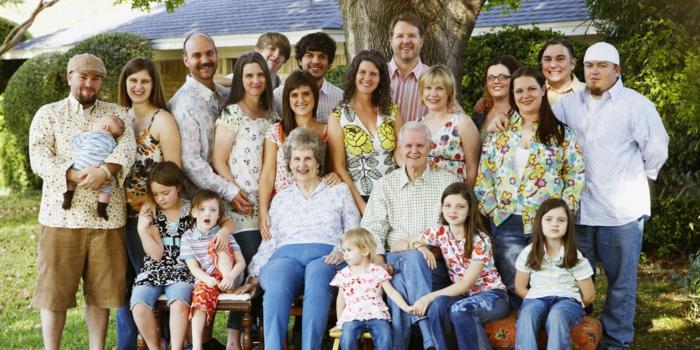 Familienstammbaum wer ist wer