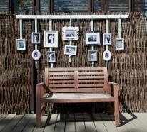 Fotowand Ideen- Schaffen Sie Ihre eigene Bildergalerie dort, wo Sie sich zu Hause fühlen
